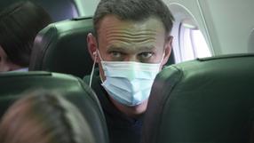 """Prezydent i premier o aresztowaniu Nawalnego. """"Kolejna próba zastraszenia"""""""