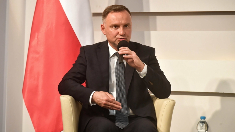 Andrzej Duda: Byłem przeciw wyborom korespondencyjnym