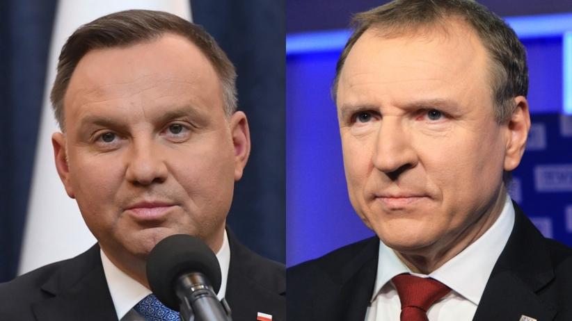 Andrzej Duda, Jacek Kurski