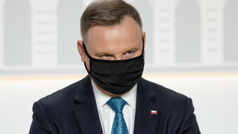 Andrzej Duda zwołał radę gabinetową