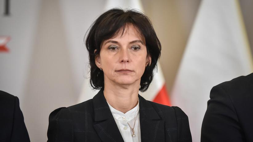 Anna Dalkowska dymisja