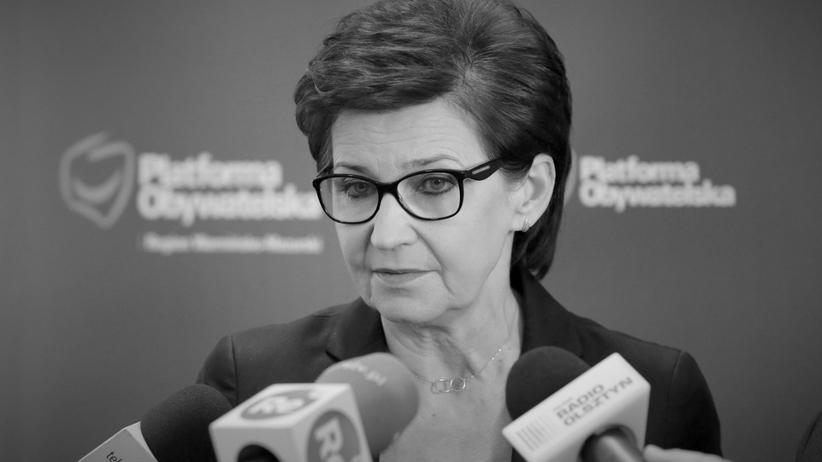 Anna Wasilewska nie żyje