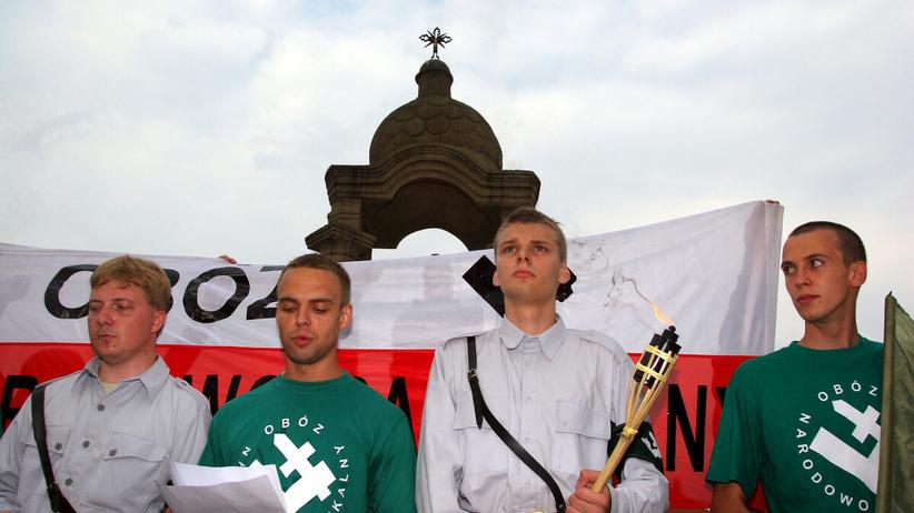 B. działacz ONR szefem wrocławskiego IPN