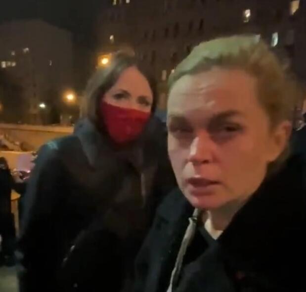 """Barbara Nowacka zaatakowana gazem. """"Pokazywała legitymację"""""""