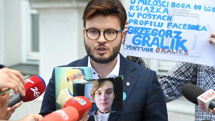 Bart Staszewski spotkał się z Dudą