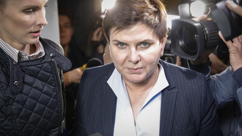 Beata Szydło z rekordowym poparciem. Krystyna Janda analizuje fenomen wicepremier
