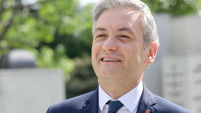 Biedroń nie wystartuje w jesiennych wyborach? W Wiośnie chcą, by został w Brukseli