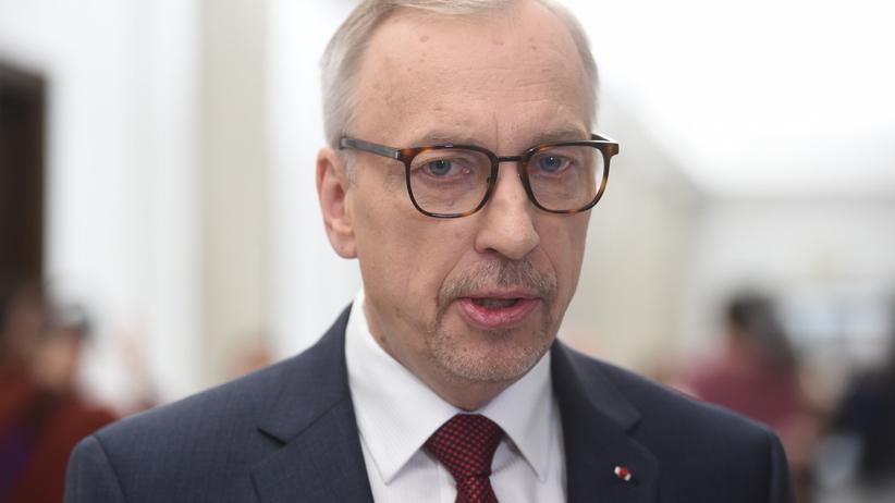 Bogdan Zdrojewski listy poparcia KRS