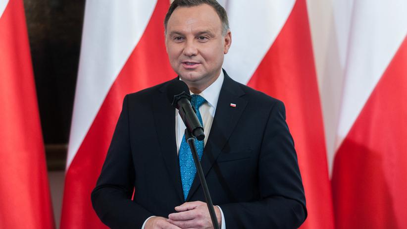 Jak Polacy oceniają pracę prezydenta Andrzeja Dudy?