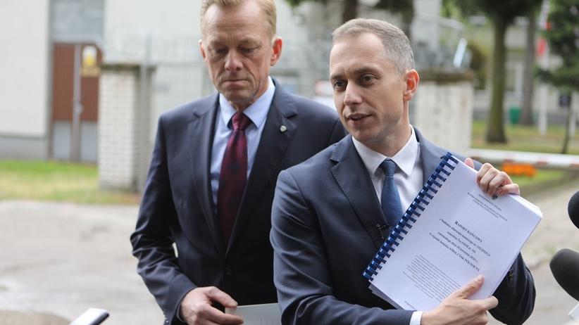 Cezary Tomczyk: Macierewicz sam sobie wypisał legitymację szefa komisji