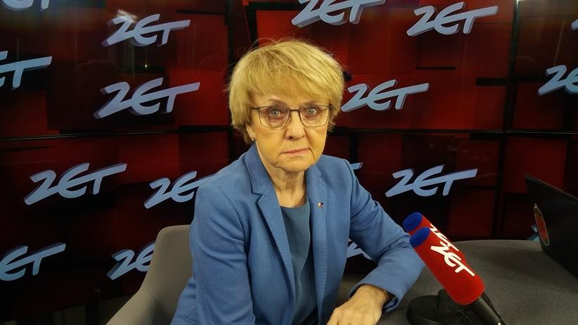 Danuta Huebner w Radiu ZET: Dziś jest dramatyczna sytuacja, jeśli chodzi o budżet