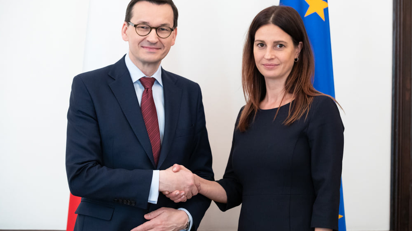 Dmowska-Andrzejuk ministrem sportu