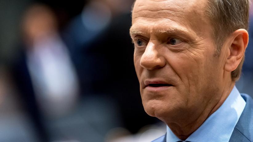Donald Tusk komentuje prawybory w PO i swój wizerunek rujnowany przez TVP