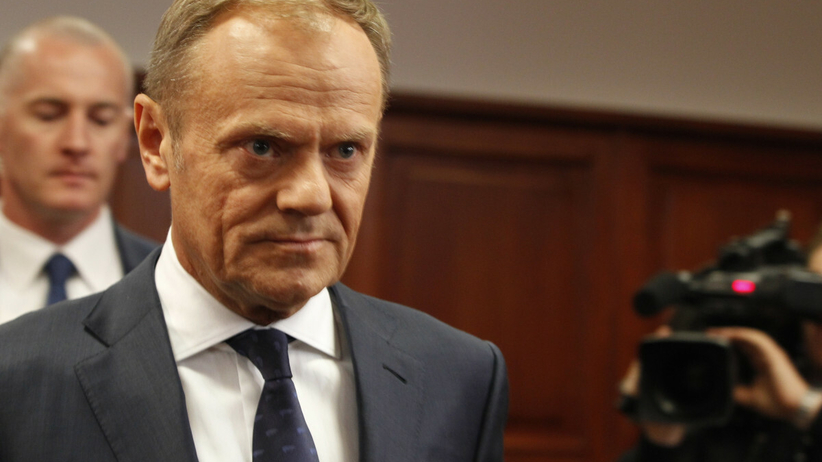 Donald Tusk o katastrofie smoleńskiej i Lechu Kaczyńskim