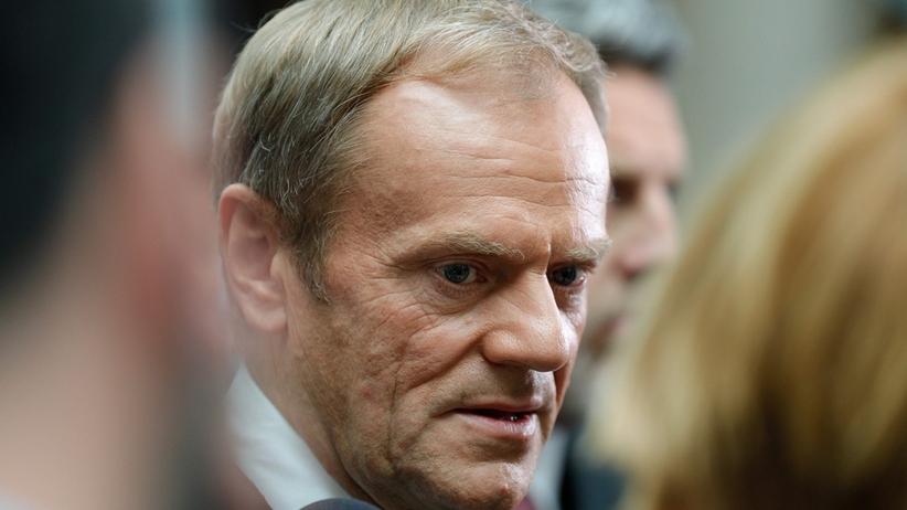 Donald Tusk odpowiada na słowa Kaczyńskiego: Cel ambitny, kompetencje nie te
