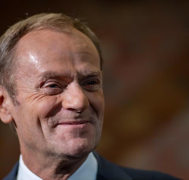 "Tusk wróci do polskiej polityki? ""TVP dba, aby Polacy o mnie nie zapomnieli"""