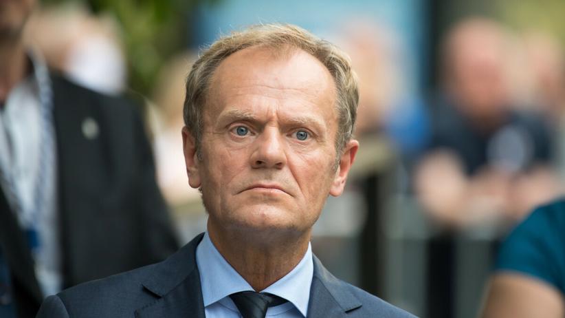Donald Tusk ponownie szefem PO