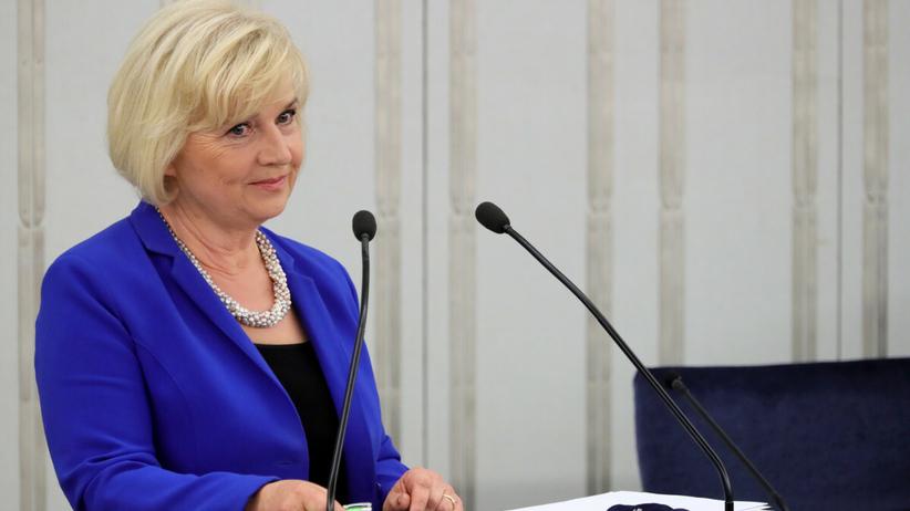 Kandydatka na RPO Lidia Staroń