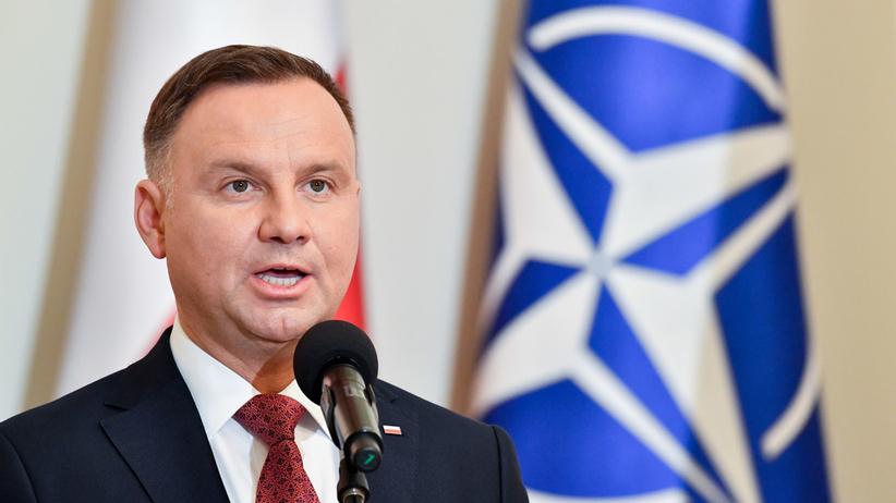 Duda: atak na Magierowskiego to wyraz wrogości wobec Polski