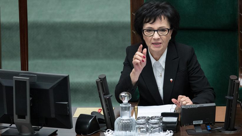 """Marszałek Sejmu zdradza, na czym ma polegać plan """"B"""" ws. Banasia"""