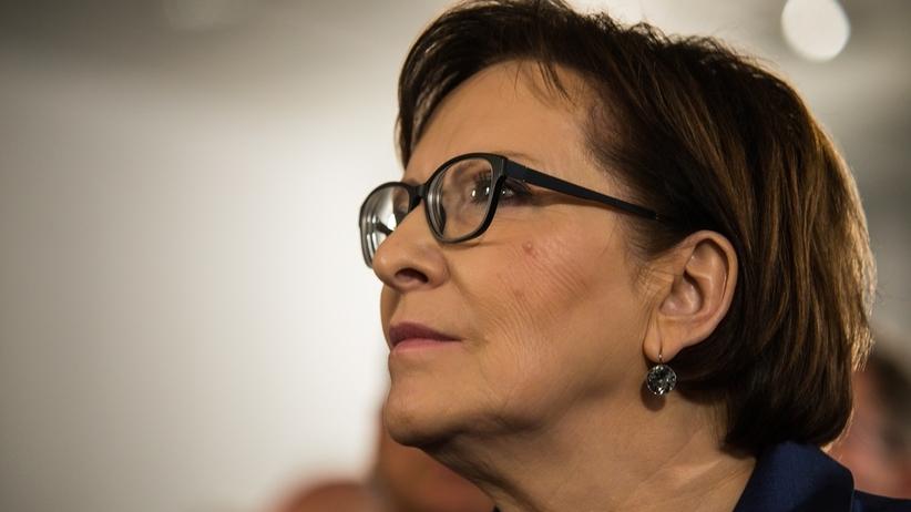 Ewa Kopacz stanie przed komisją ds. VAT