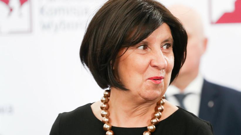 Ewa Matecka w PO