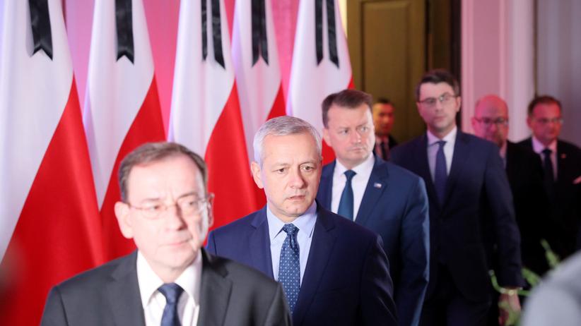 Fakt: PiS chce powołać nowe ministerstwo od bezpieczeństwa
