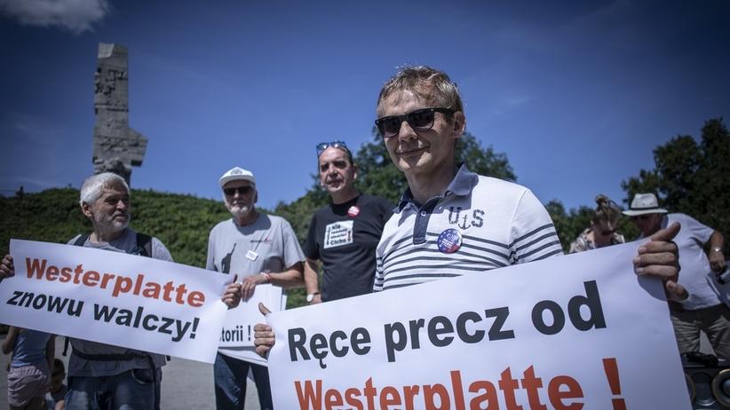 Emocje wokół Westerplatte. Historyczne miejsce dzieli polityków