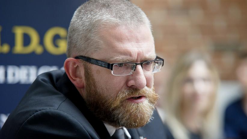Grzegorz Braun wystartuje w wyborach na prezydenta Rzeszowa