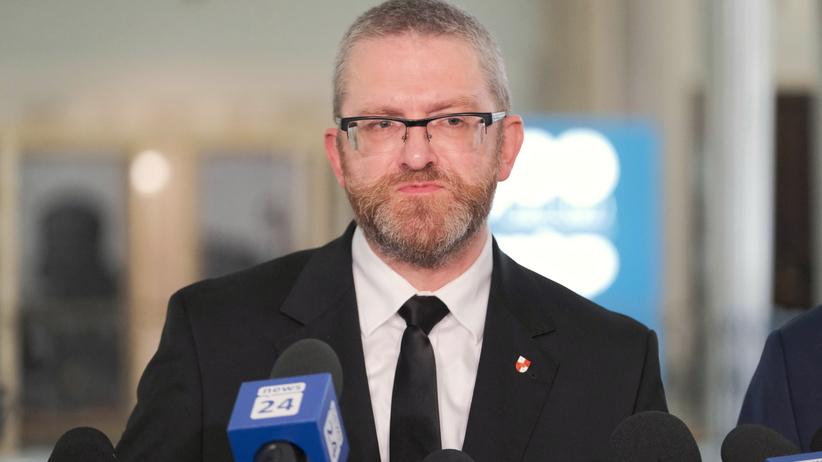 Grzegorz Braun, Komisja Etyki zajmie się jego słowami