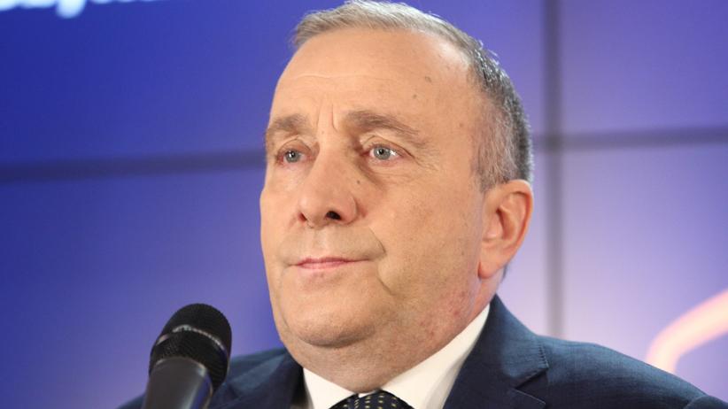 Grzegorz Schetyna Borys Budka