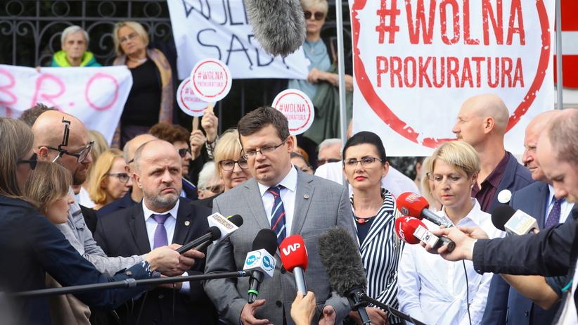 Afera w resorcie Ziobry. Sędziowie żądają powołania komisji śledczej