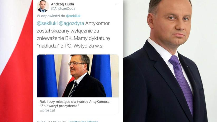 Jakub Żulczyk oskarżony o znieważenie Dudy
