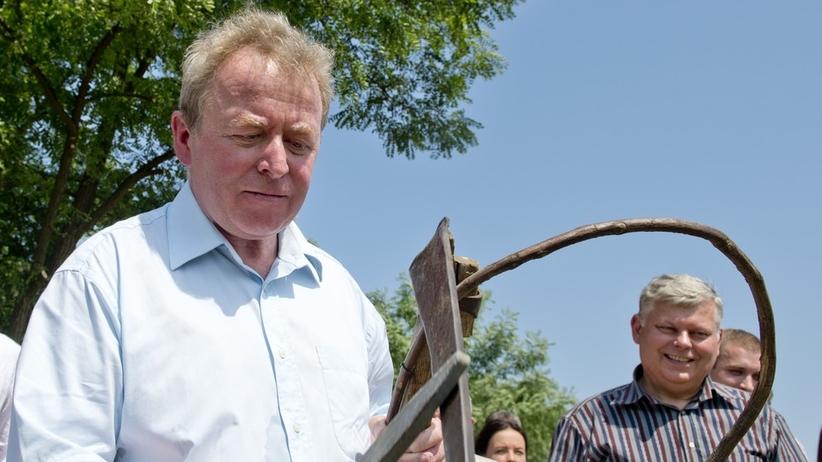 Janusz Wojciechowski kandydatem na polskiego komisarza w UE