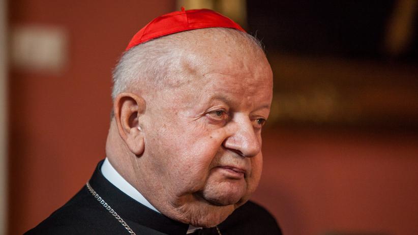 Gowin oskarża Stanisława Dziwisza