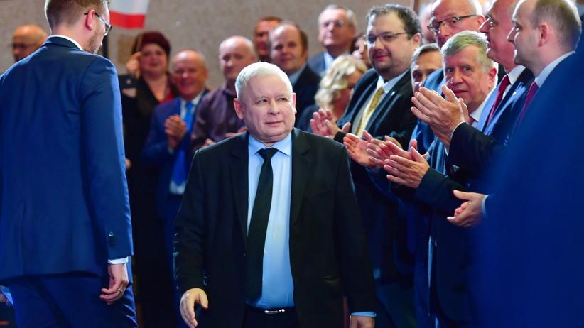 Jarosław Kaczyński będzie walczyć z pedofilią