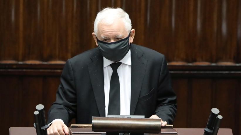 Jarosław Kaczyński, Myślałem o dymisji