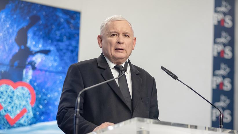 """Jarosław Kaczyński: """"Grzegorz Schetyna powinien przeprosić"""""""
