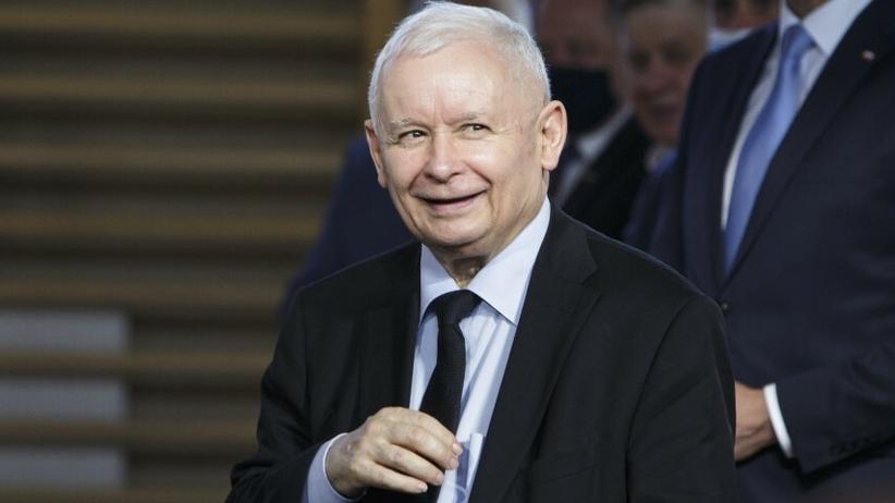 Kaczyński o powrocie Tuska