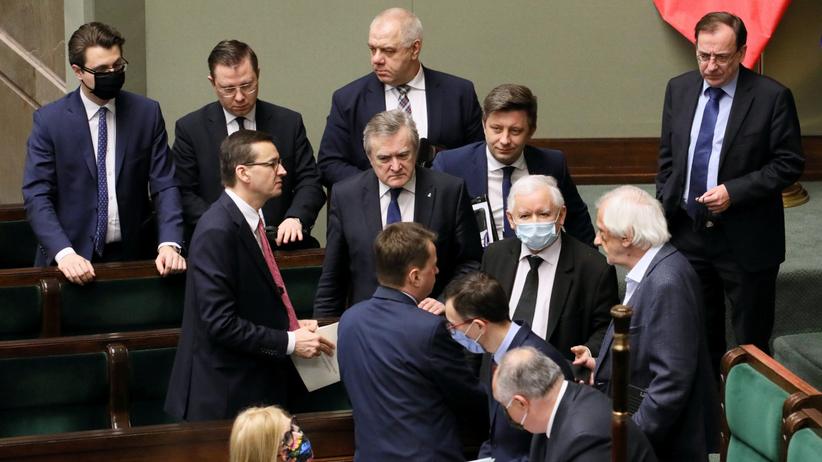 Jarosław Kaczyński rekonstrukcja rządu