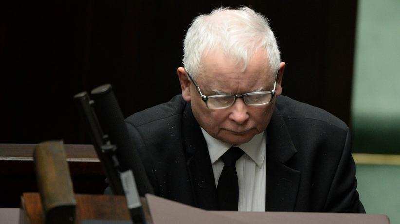 """Kaczyński udzielił wywiadu o kontrowersyjnej ustawie. """"To właściwie anarchia"""""""