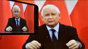 Budka o oświadczeniu Kaczyńskiego: podżeganie do wojny domowej