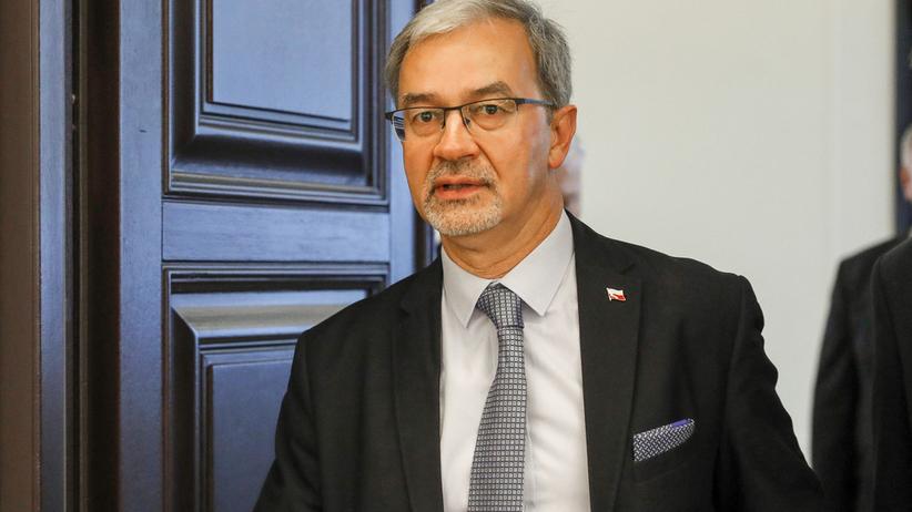 Jerzy Kwieciński ma zostać nowym ministrem finansów