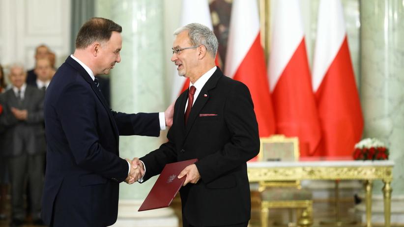 Jerzy Kwieciński nowym ministrem finansów. Powołał go Andrzej Duda