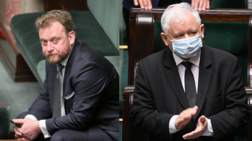 Szumowski i Kaczyński