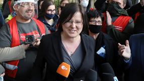 Kaja Godek: w związku z falą agresji nie przebywam w swoim mieszkaniu