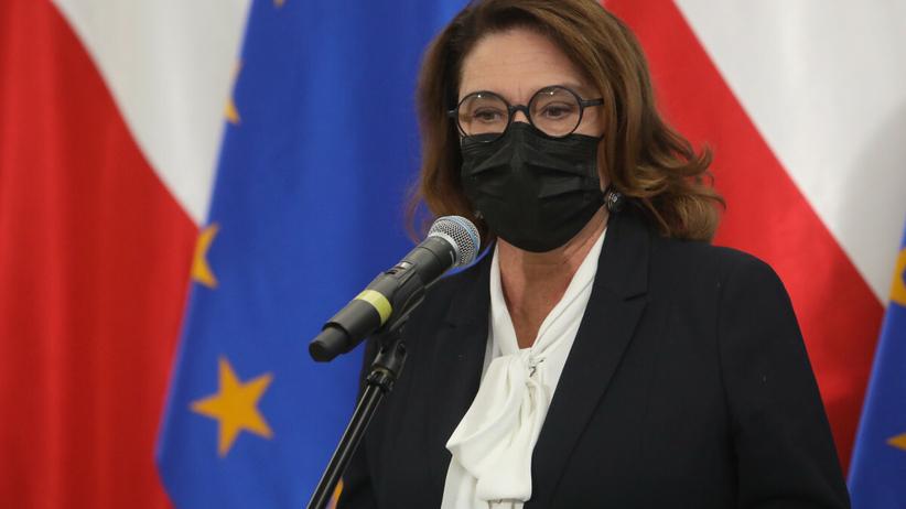 """Kidawa-Błońska: IPN w tej formie nie może istnieć. """"Szkoda na niego pieniędzy"""""""