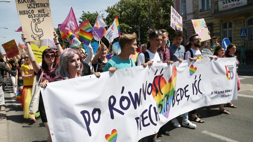 Kolejny zakaz dla Marszu Równości uchylony. Kielce szykują się na paradę