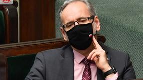 Komisja zdrowia zakończyła prace nad projektem w sprawie walki z epidemią