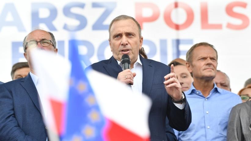 """Konwencja KE w Krakowie. """"Dzisiejsza władza niszczy sądy, prokuraturę i policję"""""""